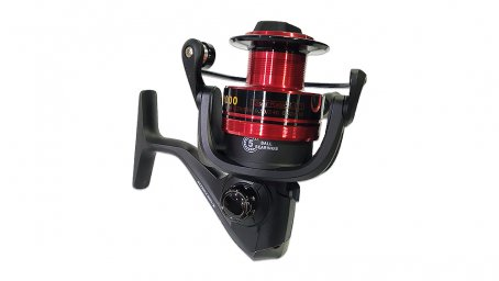 ΜΗΧΑΝΙΣΜΟΣ FISH FIGHTER RED FURY 4000 5BB ALUMINUM SPOOL
