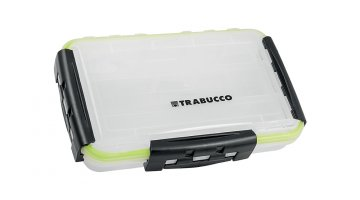 ΚΟΥΤΙ TRABUCCO TOUGH TACKLE BOX L (270x170x53mm)