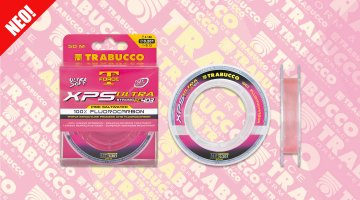 ΠΕΤΟΝΙΑ TRABUCCO T-FORCE XPS ULTRA STRONG FC 403 PINK SW 50m / 0.28mm