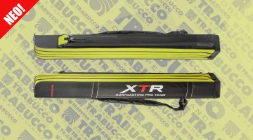 ΘΗΚΗ ΚΑΛΑΜΙΩΝ TRABUCCO XTR HARD ROD CASE 2+1 COMPARTMENTS (165x37x16cm)