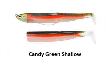 ΣΕΤ BLACK MINNOW 160 / No5 SHALLOW - CANDY GREEN