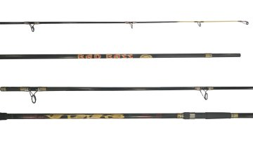 ΚΑΛΑΜΙ BAD BASS VERO DB (ALCON) 3.90m (13ft) / 85-127gr (3-4,5oz) SURF CASTING
