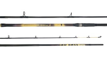 ΚΑΛΑΜΙ BAD BASS KONIXX 2 3.90m (13ft) / 85-141gr (3-5oz) SURF CASTING