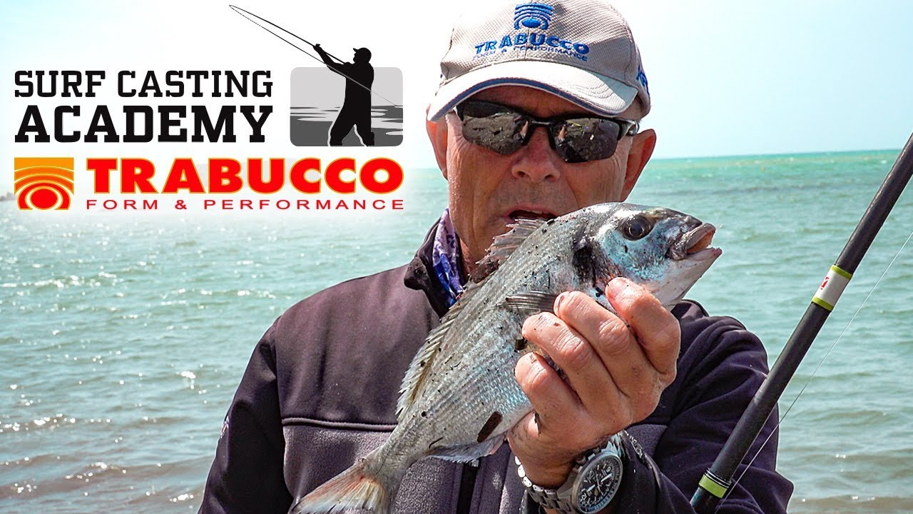 Trabucco TV - Surfcasting Academy 2019 Episode 2 - Quick Fishing