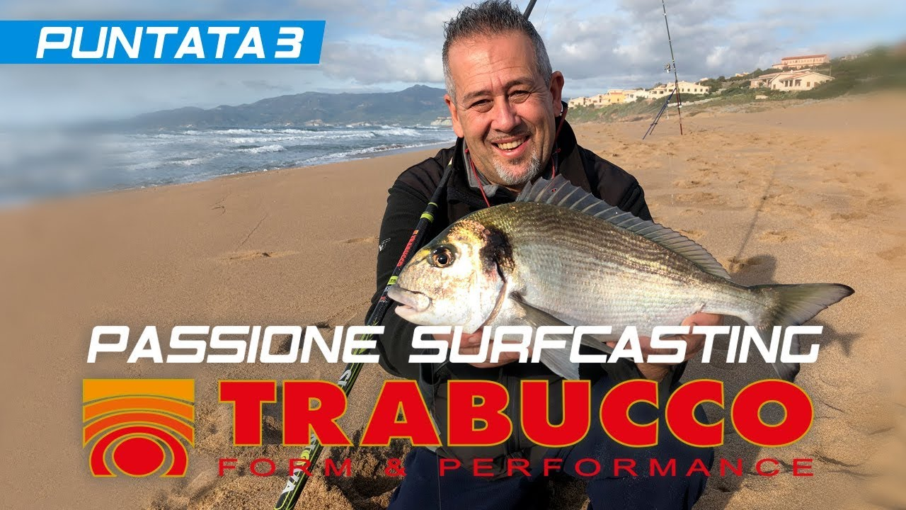 Trabucco TV - SURFCASTING PASSION 2019 - Expired Maestrale - Episode 3