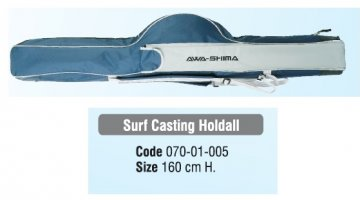 ΘΗΚΗ ΚΑΛΑΜΙΩΝ AWA-SHIMA SURFCASTING (3 RODS) 1,60mt